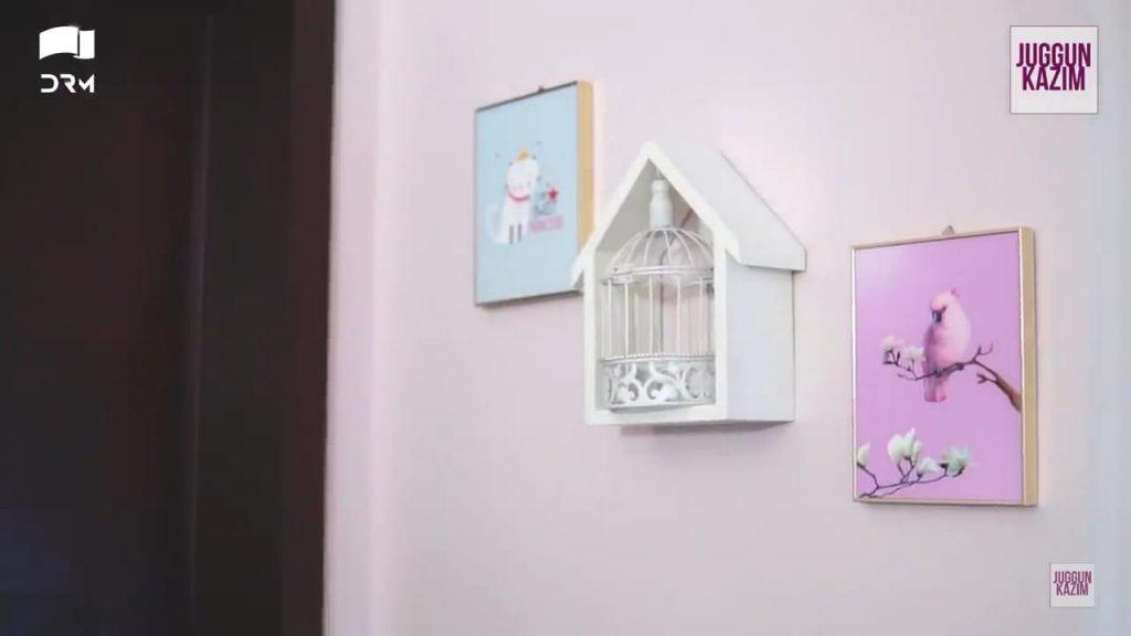 Juggun Kazim Shows Her Little Baby Girl's Room