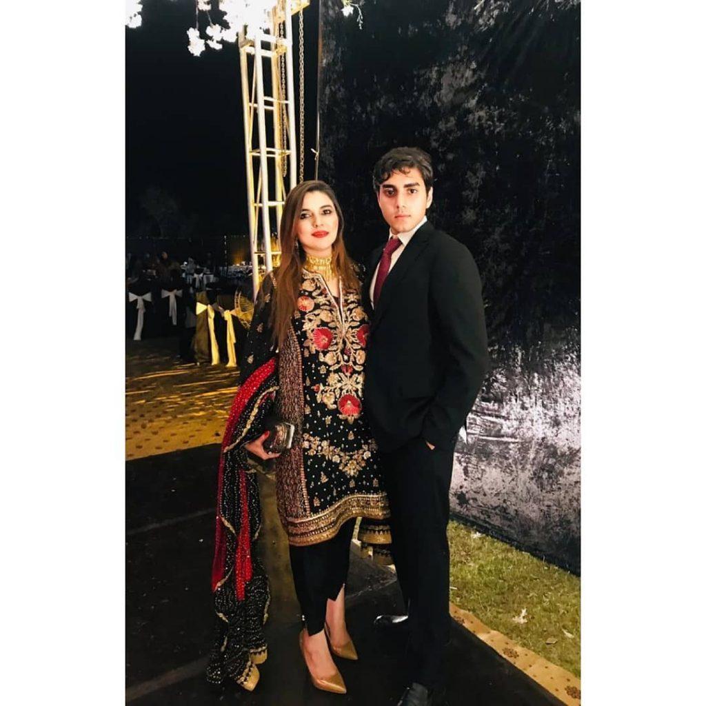 Kashmala Tariq Tied The Knot With Waqas Khan 1 1