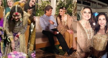 Kashmala Tariq Tied The Knot With Waqas Khan 13