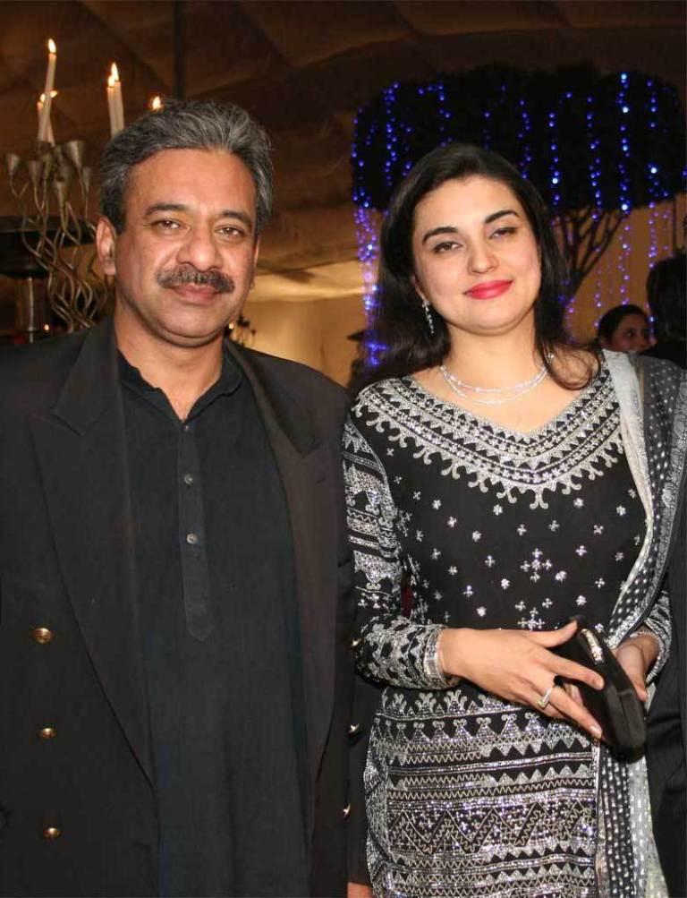 Kashmala Tariq Tied The Knot With Waqas Khan 19