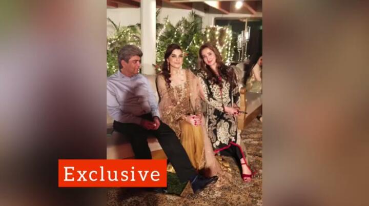 Kashmala Tariq Tied The Knot With Waqas Khan 28
