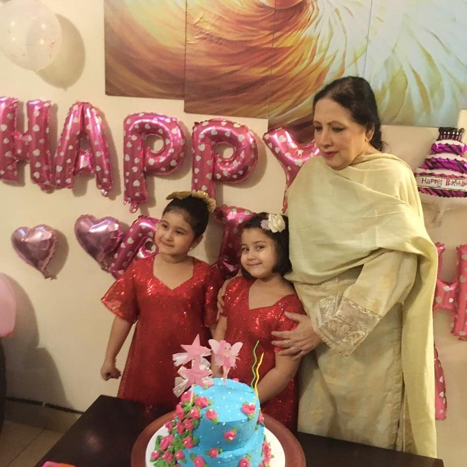Madiha Rizvi Celebrates 5th Birthday Of Her Daughter Hooriya