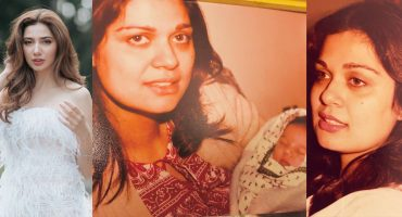 Mahira Khan Shares Memories On Her Mothers Birthday 5 1