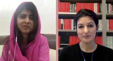 Malala Yousafzai Interview With Twinkle Khanna 69