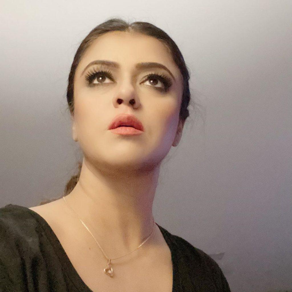 Maria Wasti Talks About Unprofessionalism And Cancel Culture In Showbiz