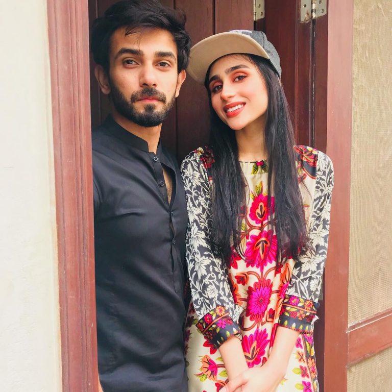 Mashal Khan Addressed Rumours Of Break Up With Ali Ansari 1