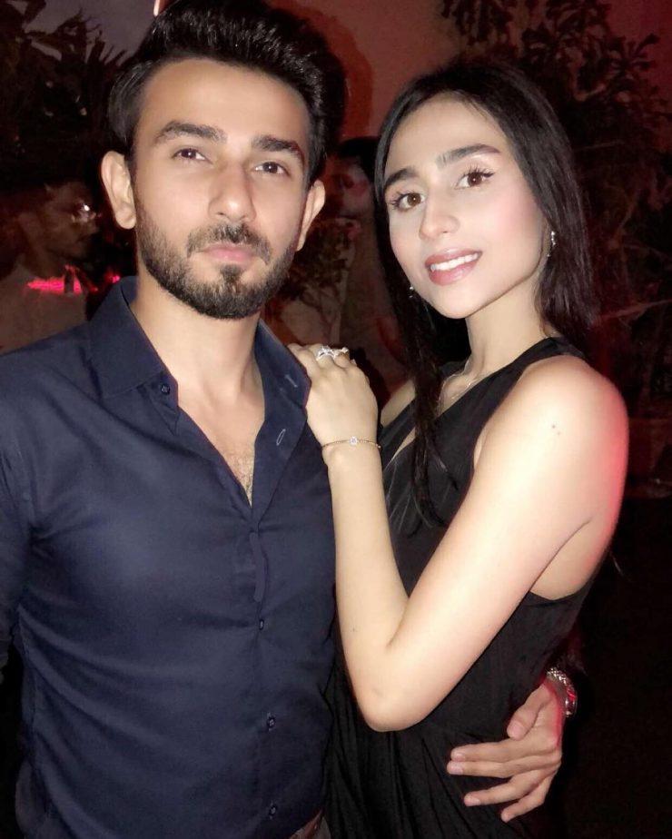 Mashal Khan Addressed Rumours Of Break Up With Ali Ansari 73