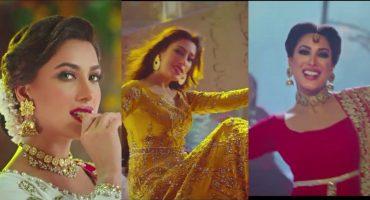 Mehwish Hayat Is Giving Major Desi Girl Vibes In Latest TVC 36