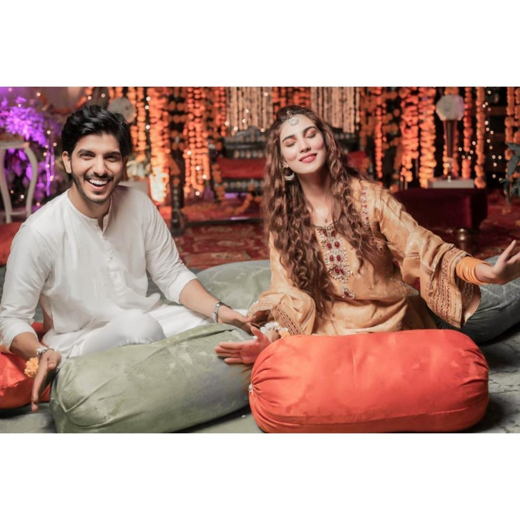 Mohsin Abbas Haider, Nazish Jahangir's Upcoming Drama Serial