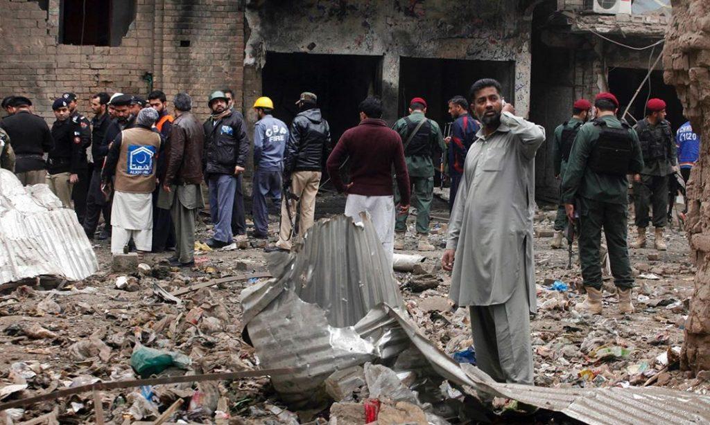 Peshawar Blast: Celebrities Mourn Over Death Of Innocent People