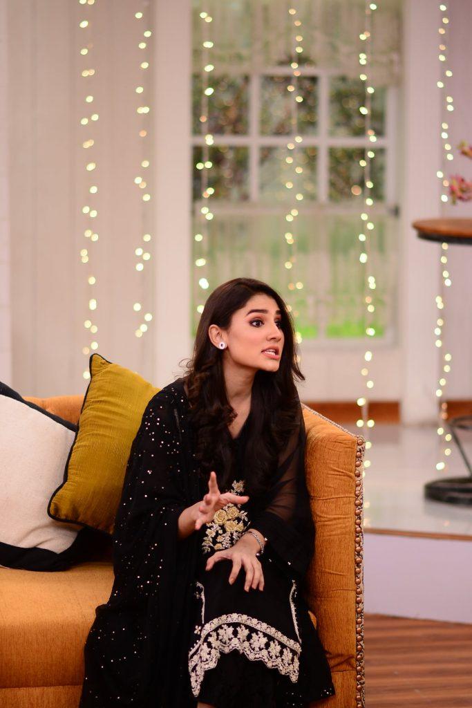 Nimra Ali Wishes To Be Like Yumna Zaidi
