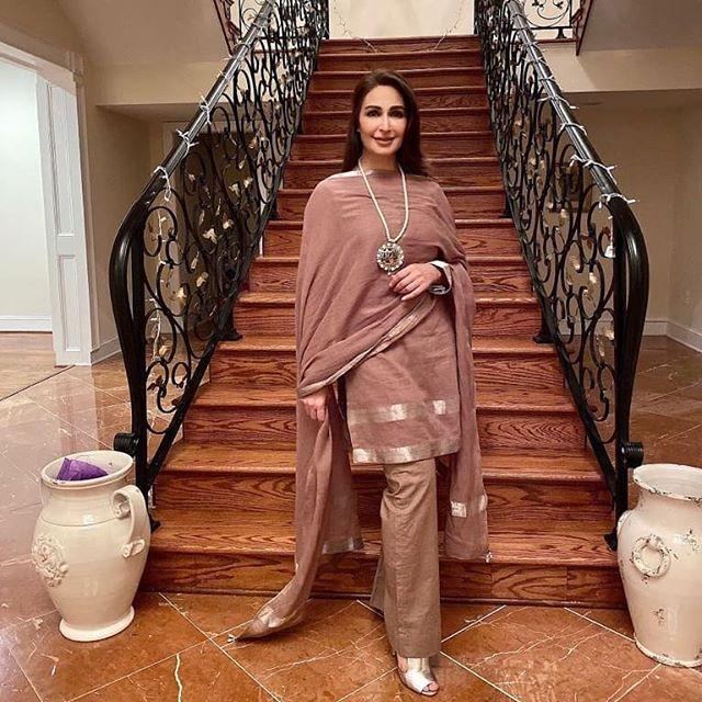 Reema Khan Celebrated Birthday With Husband