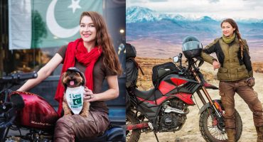 Rosie Gabrielle Receives Hate For Dressing Dog In Pakistani Flag 51