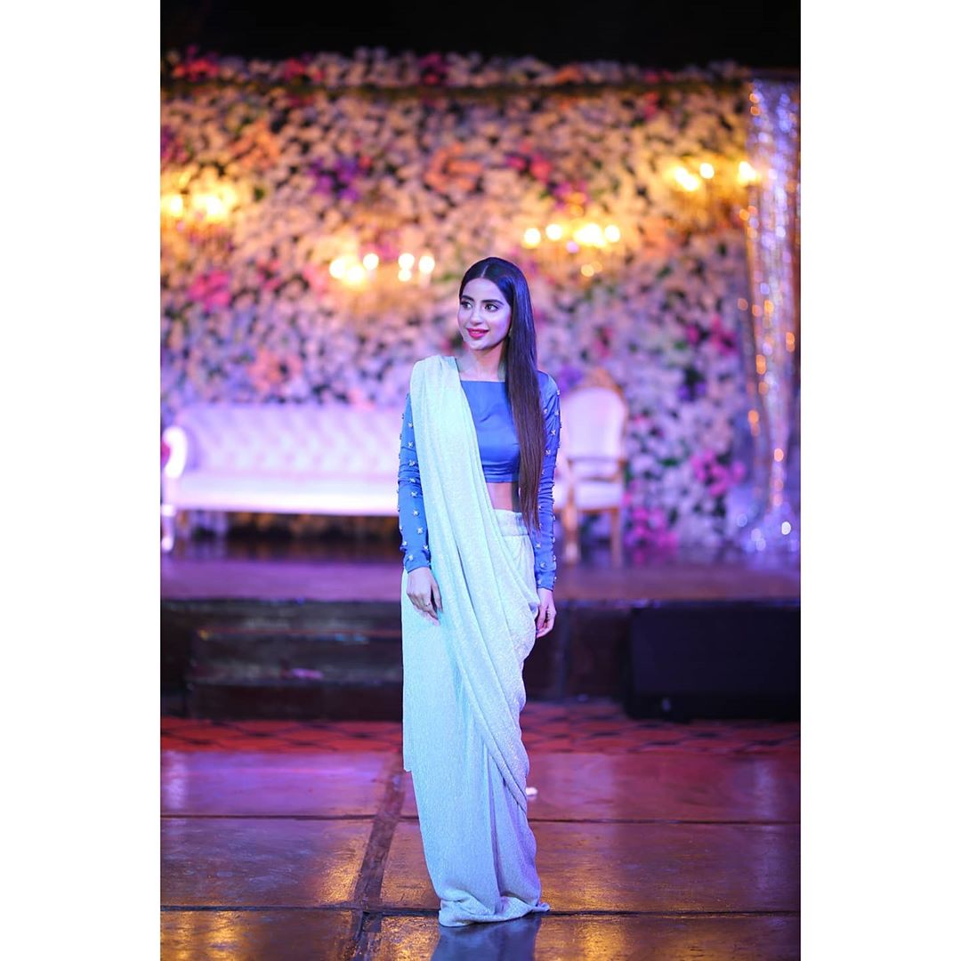Saboor Aly Latest Beautiful Clicks from a Recent Friends Wedding