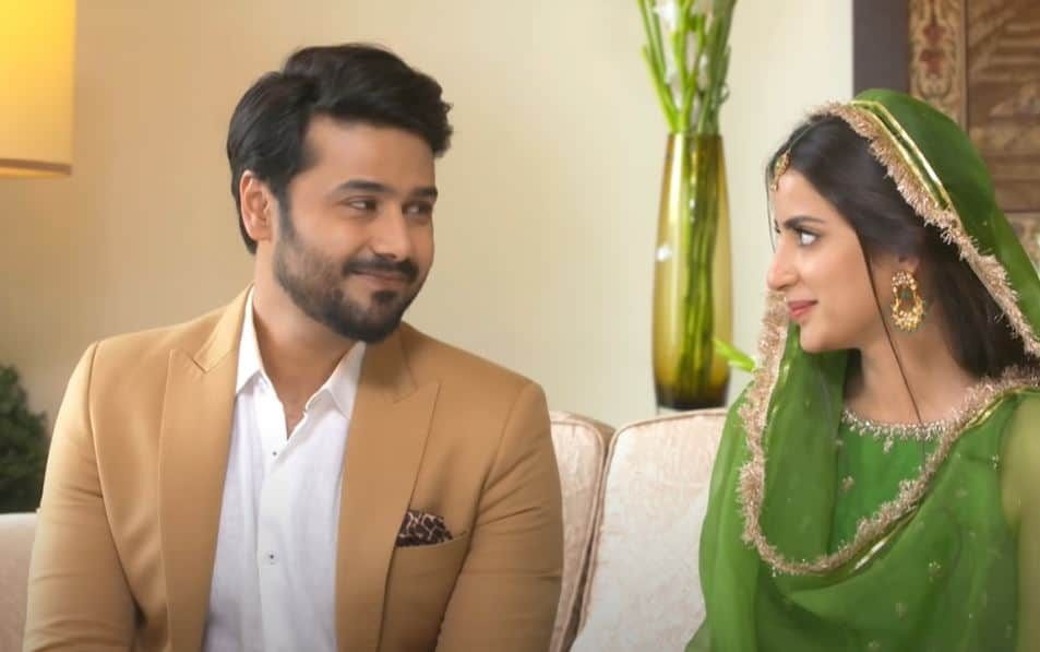 Saboor Aly Plays Negative Role In Upcoming Drama Serial