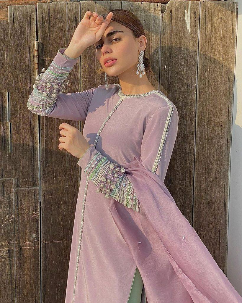 Sadaf Kanwal Trolled On Her Transformation Pictures