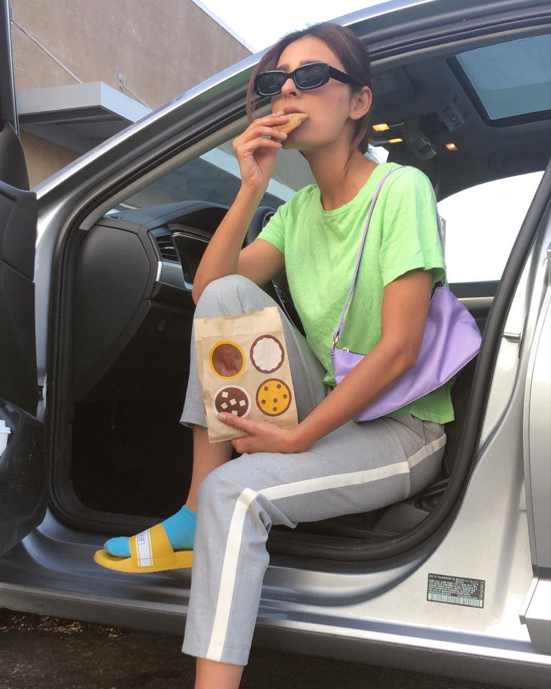Sadia Ghaffar with Her Husband Hassan Hayat - Latest Pictures