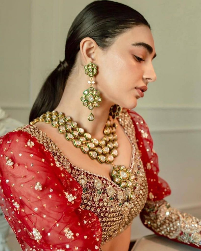 Saheefa Jabbar Is Giving Major Bridal Dress Goals In Latest Pictures