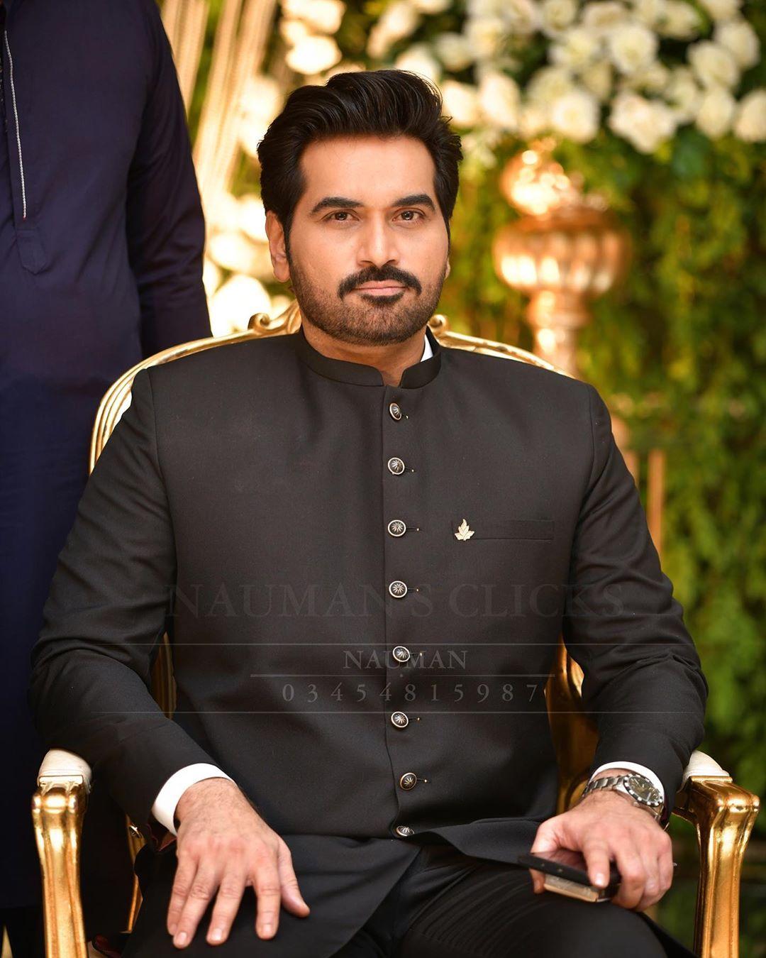 Actor Salman Saeed Beautiful Wedding Photoshoot