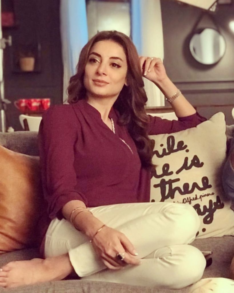 Sarwat Gilani's Recent Statement About Feminism Has Disappointed Netizens