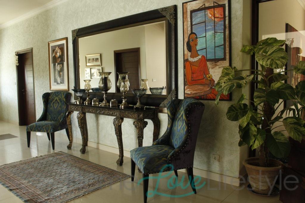 Sarwat Gillani Beautiful House Inside Looks