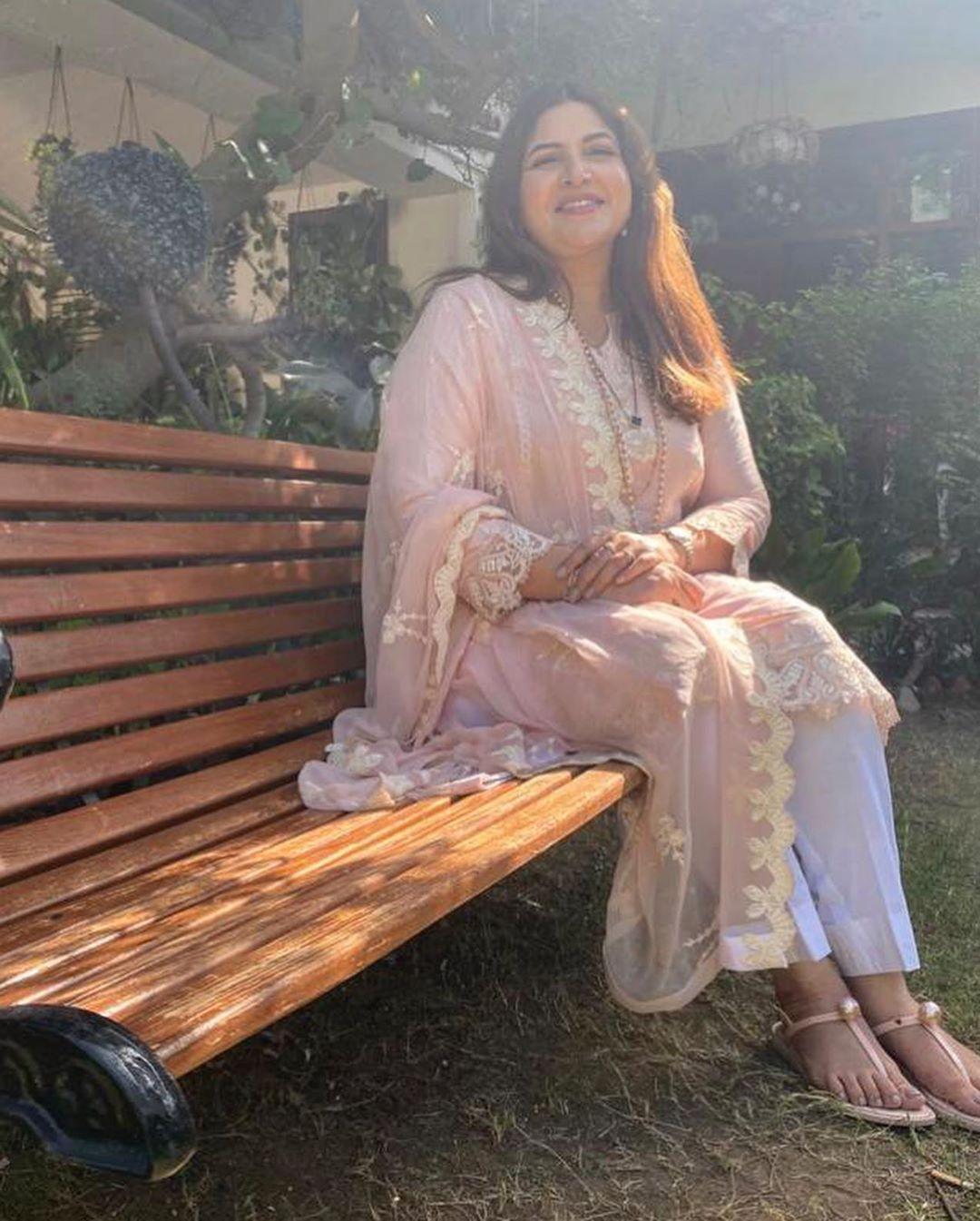 Shagufta Ijaz Latest Beautiful Pictures from her Instagram