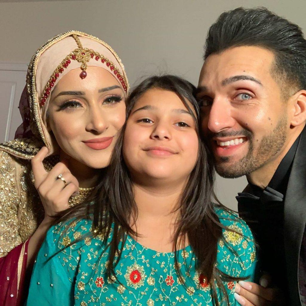 Sham Idrees Celebrated Birthday With Family 3