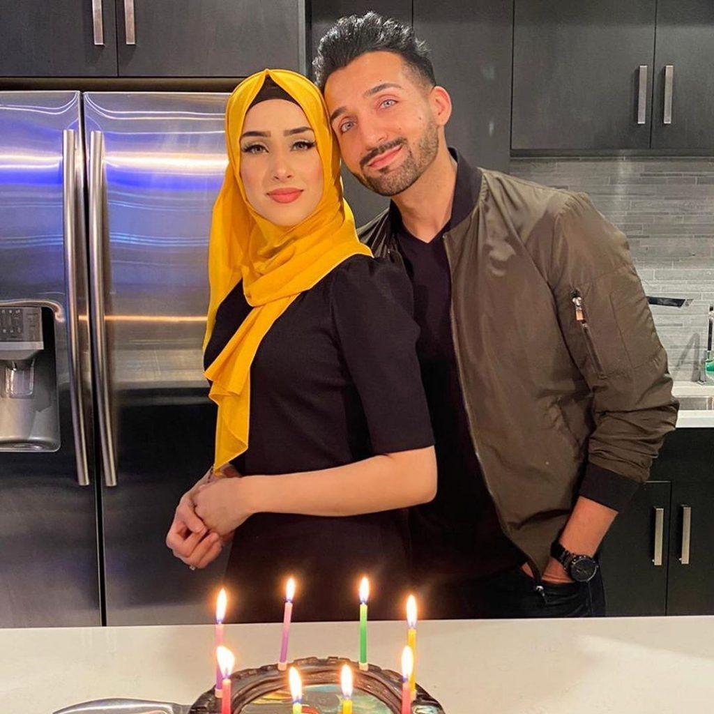Sham Idrees Celebrated Birthday With Family 9
