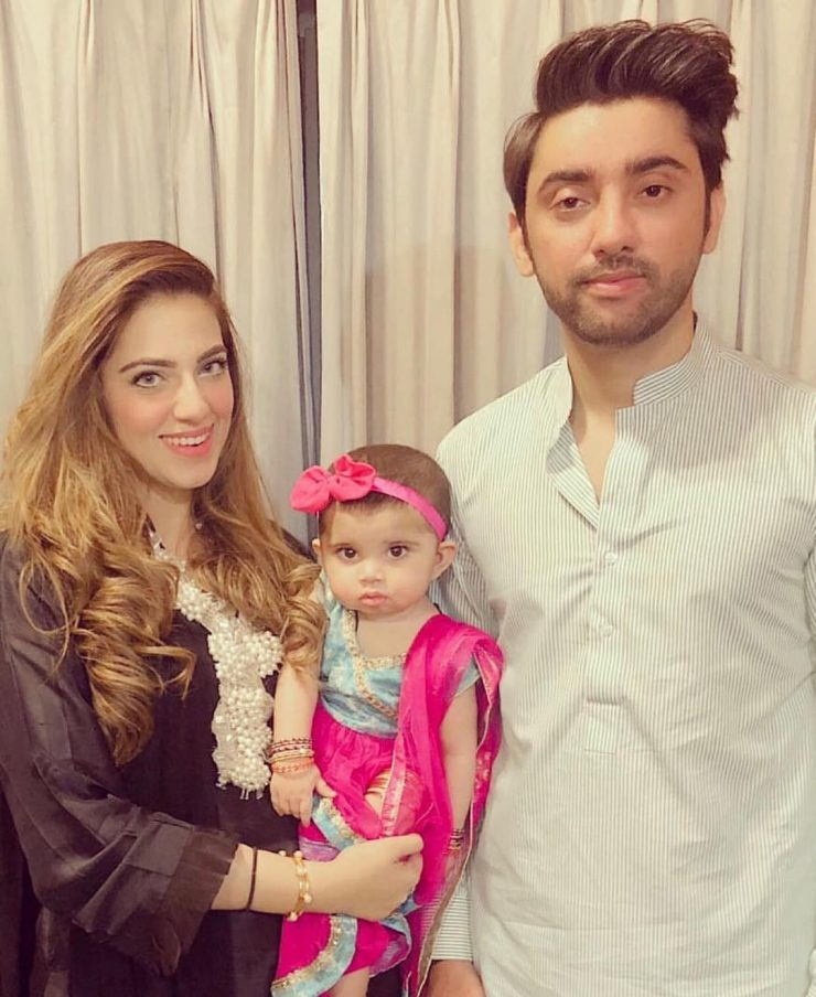 Singer Amanat Ali Blessed With Second Baby