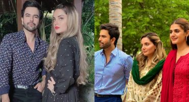 Teasers Of Upcoming Drama Featuring Hira Mani Junaid Khan Are Out 87