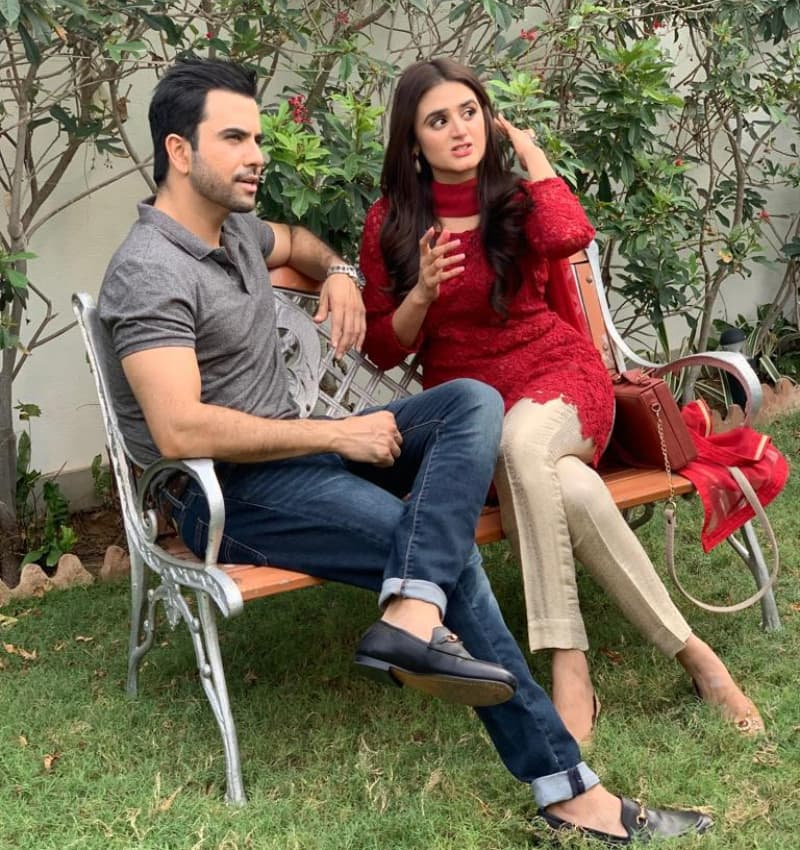 Teasers Of Upcoming Drama Featuring Hira Mani, Junaid Khan Are Out