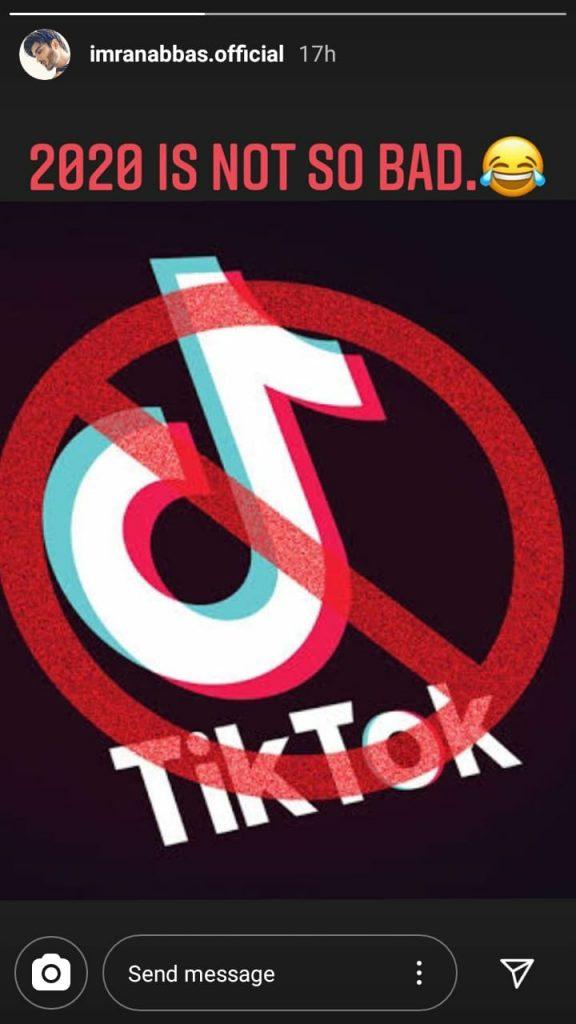 TikTok Banned: Pakistani Celebrities Reaction