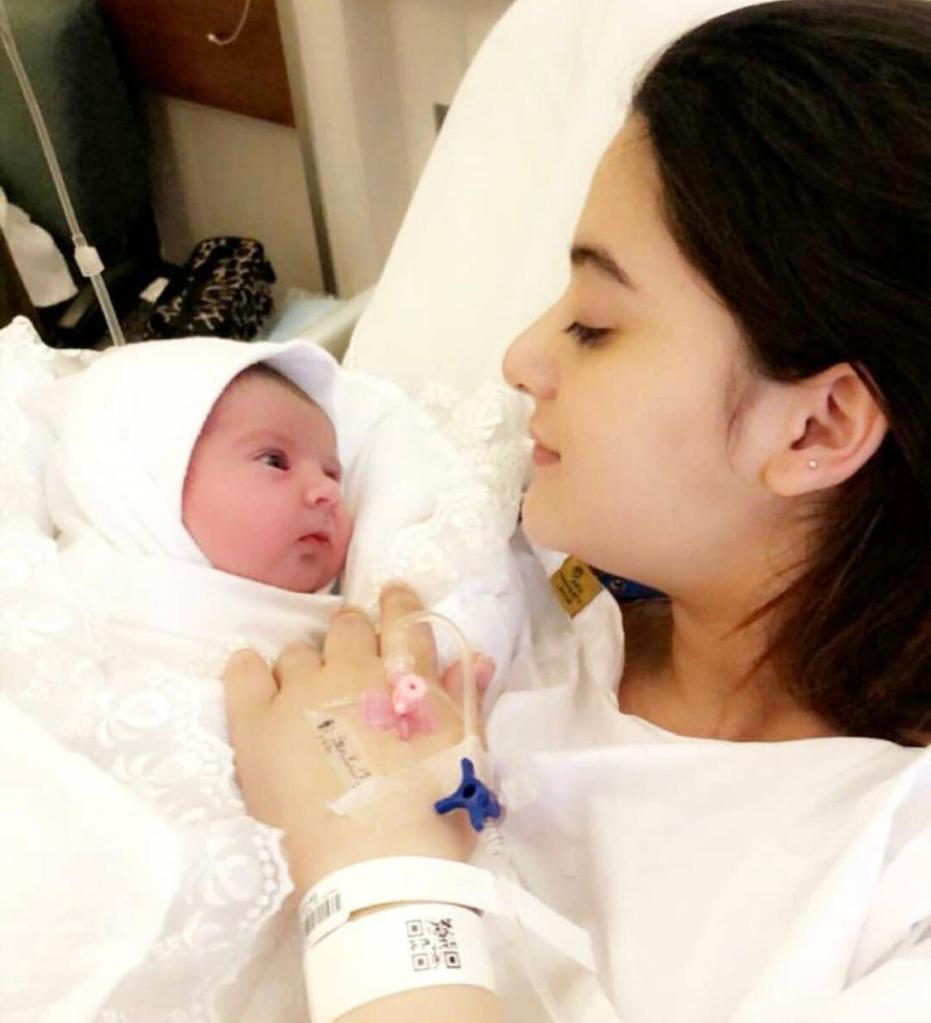 Aiman Khan's First Reaction When She Saw Amal