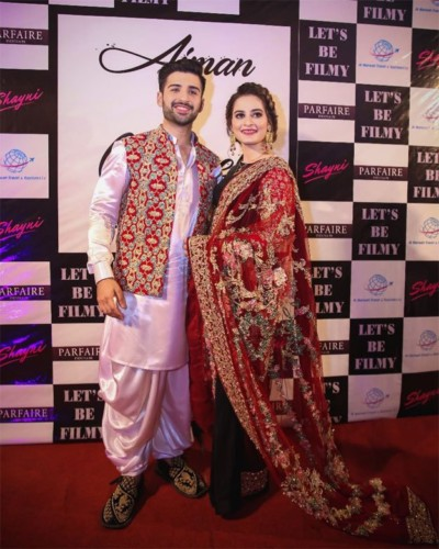 How Much Money Was Spent On Aiman Khan And Muneeb Butt's Wedding