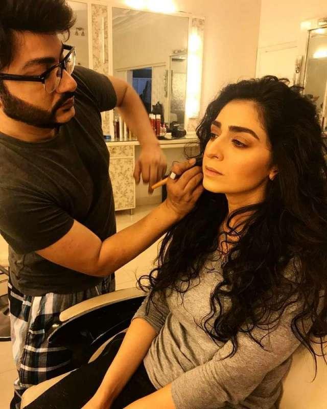 Hair And Makeup Maven Akif Ilyas Got Nikkahfied
