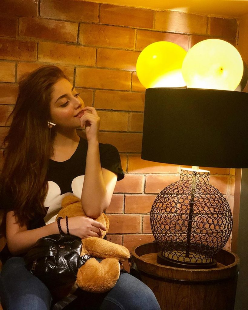 Random Cute Photos of Alizeh Shah When She is Not Acting
