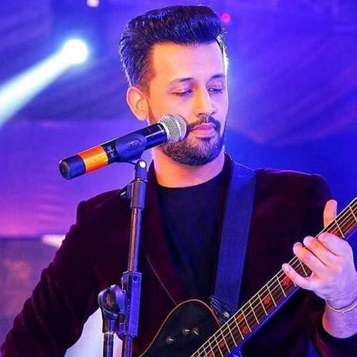 Adorable Video Of Atif Aslam And Shahveer Jafry Jamming Together