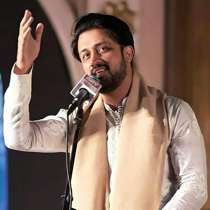 Atif Aslam Visits Anwaar E Madina