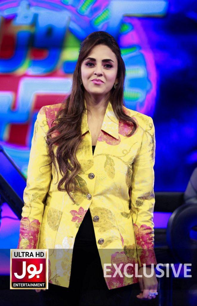 Nadia Khan Returned To Dubai
