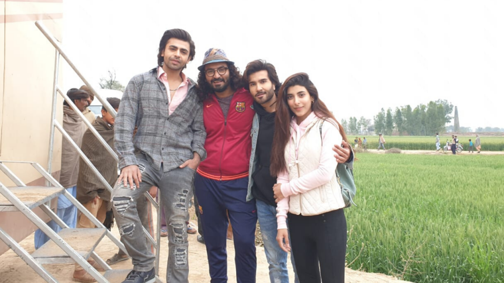 Farhan Saeed Talks About His Upcoming Film