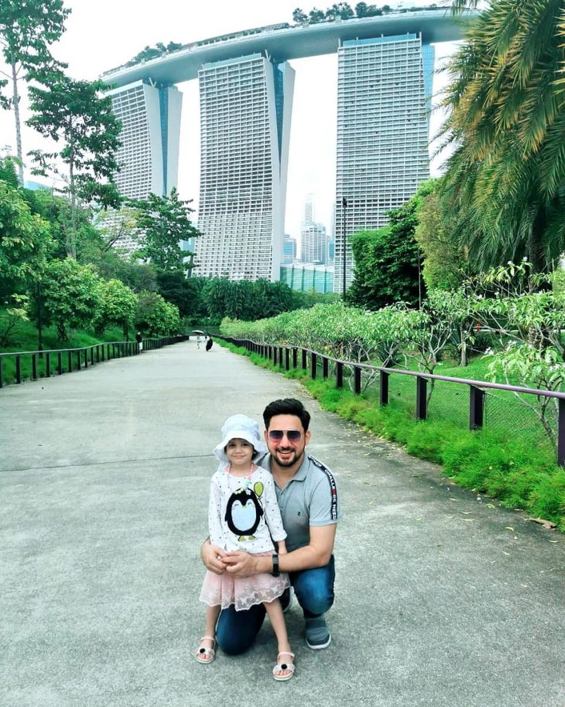 Syed Farhan Ali Waris Blessed with A Baby Girl