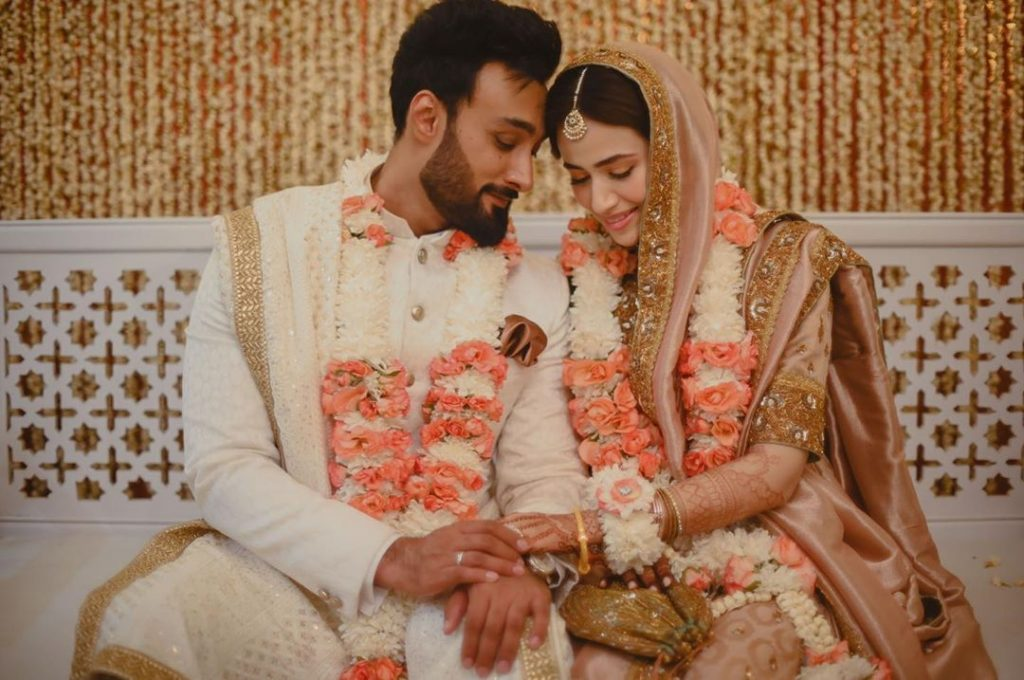 People Have A Lot To Say After Sana And Umair Tied The Knot