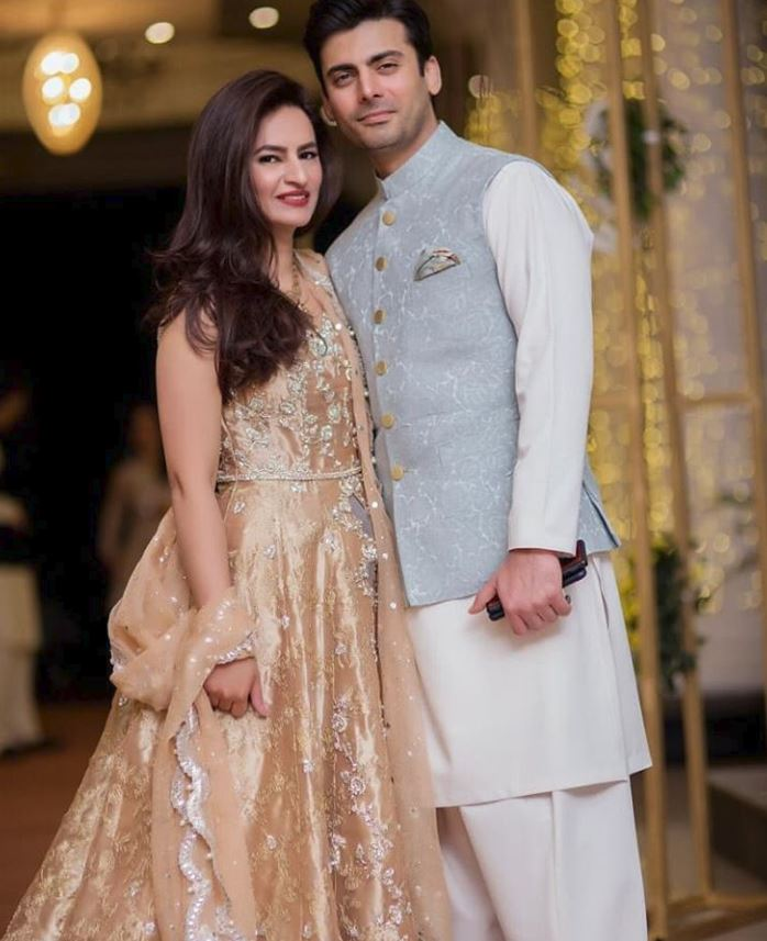 Fawad Khan Recently Blessed With A Baby Girl
