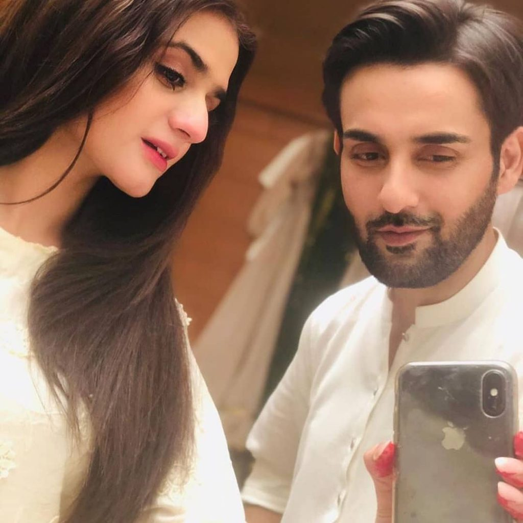 Hira Mani And Affan Waheed Are Offered A Film Together
