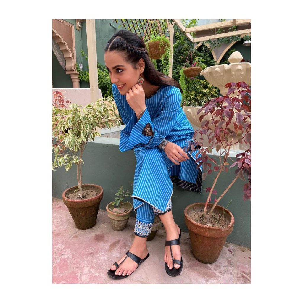 The Innocent Side of the Bubbly Iqra Aziz Hussain