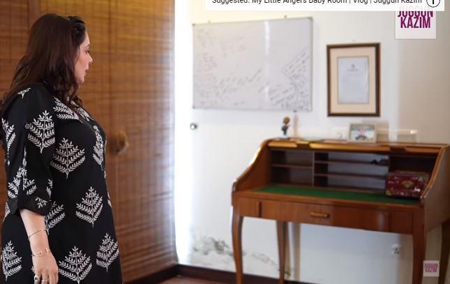 Home Tour Of Juggun Kazims House