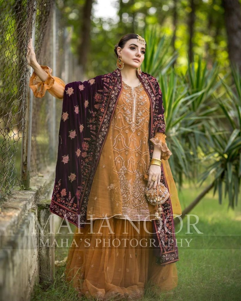Latest Shoot Of Kayseria Official Featuring Zainab Jamil