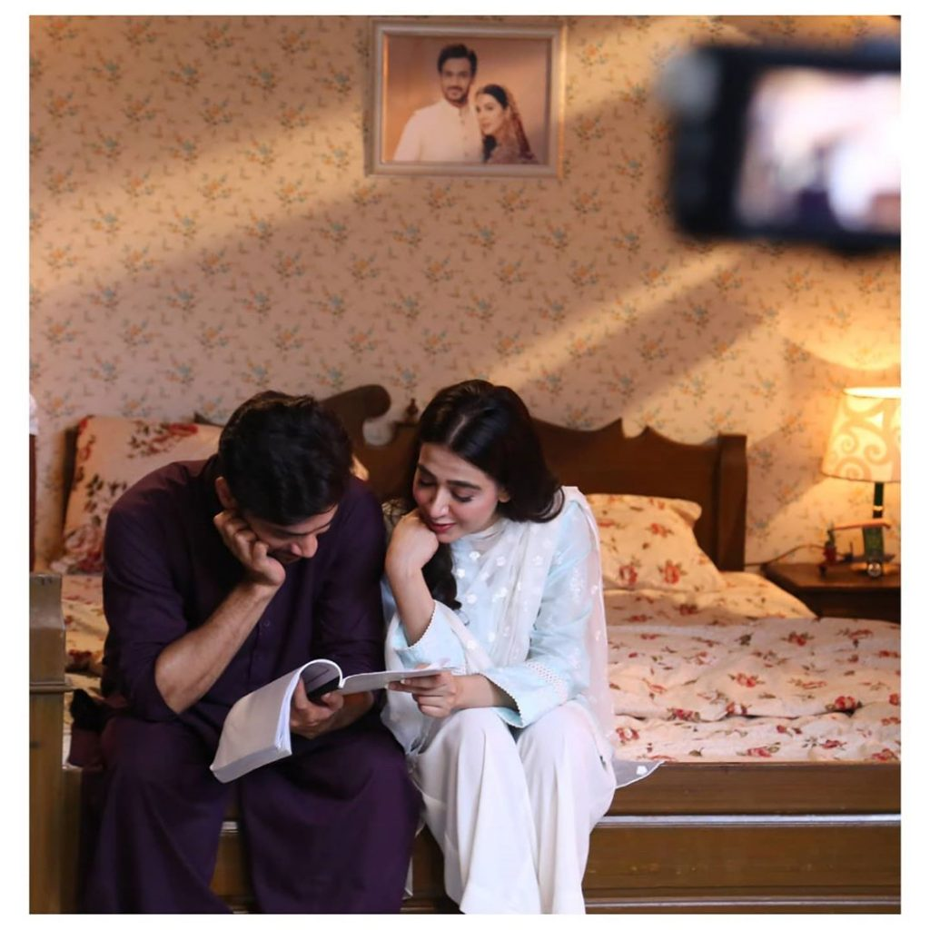 Mansha Pasha Shares Fun Stories From Mohabbat Tujhe Alvida