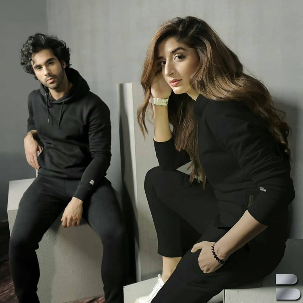 Latest Shoot Featuring Mawra Hocane And Ameer Gilani