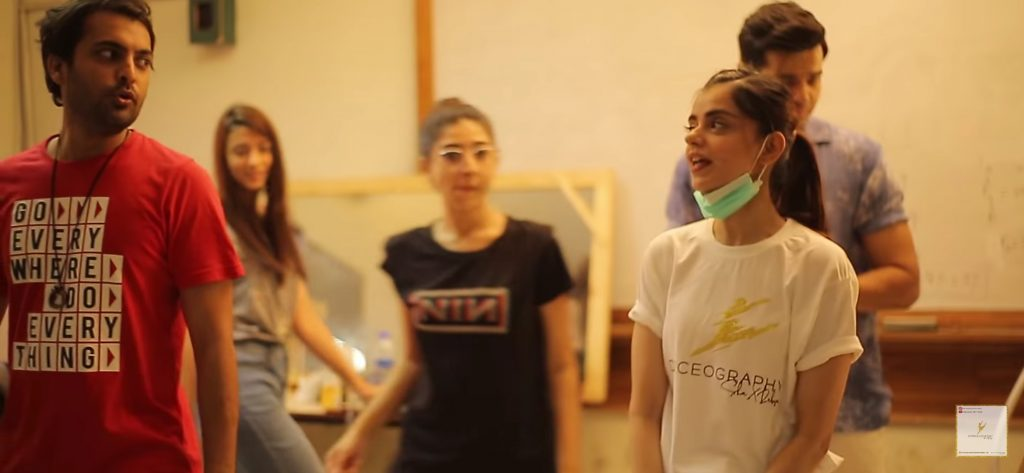 Meray Dost Meray Yaar Dance Rehearsals-Choregraphed By Danceography